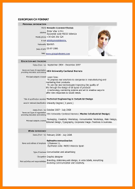 3 Latest Cv Format 2017 Resume Cv Format Resume Samples