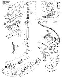 Wiring diagram minn kota trolling motor new minn kota maxxum 50 sc 42 inch parts for