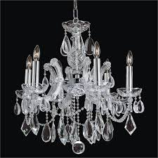 maria theresa glow crystal chandelier 561ad6lsp 7c