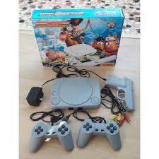 Máy game băng nhựa Super 8 bit Game Thế hệ 2 Tích hợp Game trong máy - Phụ  kiện Gaming Nhãn hàng No Brand