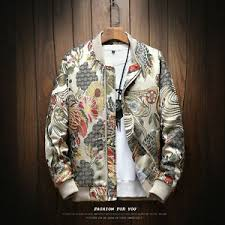 Ebay Asian Size Chart Details About Japanese Embroidery Men Jacket Coat Man Autumn New Coat Bomber Jacket Clothes