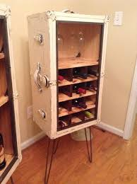 bar trunk furniture. top 10 liquor cabinet and bar upcycles trunk furniture