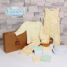upscale baby organic cotton underwear baby underwear clothing gift bo for children infant gift set spring and autumn in on m alibaba