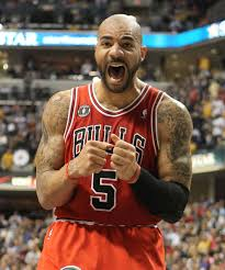 What is the height of Carlos Boozer?