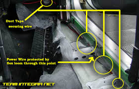 g3 amplifier installation team integra forums team integra this is far and away the coolest trick i ever learned in my years in car audio