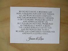wedding money request cards ebay wedding gift poem monetary gift wording wedding wedding
