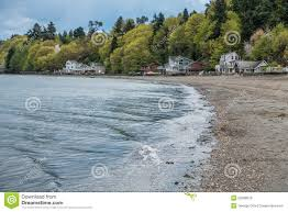 Dash Point Wa Tide Chart Dash Point Shoreline 2 Stock Image Image Of Nature Homes