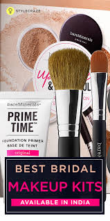 list of kits that will help you find the perfect bridal makeup for your wedding at the best affordable to know more