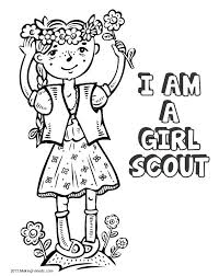 daisy girl scout coloring pages beautiful design daisy girl scout coloring pages free promise page kids coloring pages daisy girl scout petal coloring pages