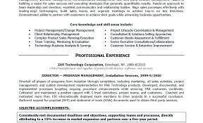 Resume Of Team Leader Sample Of Best Resume Trezvost