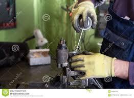 how electric generators work. Mechanic Repairing Electric Generator, Repair Of Starter Stock Image - Metal, Mechanic: 69945165 How Generators Work S