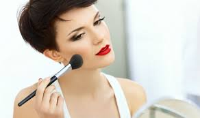 makeup tips how to apply blush in 3 diffe ways watch video