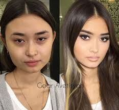at age goar avetisyan is an outstanding makeup artist the young artist is able to pletely transform the faces of women who e to her