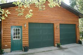 hunter garage doorsAmerican Door Works  Recessed Carriage Panel Doors