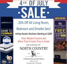 furniture sale ads. Ads For North Country Furniture And Mattress In Phillips, WI Sale