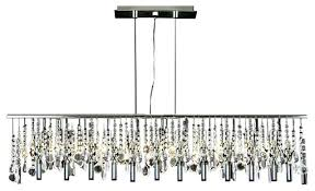 linear crystal chandelier modern contemporary linear crystal chandelier lamp habitat linear crystal chandelier