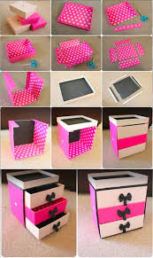 14 simple tips for organizing your makeup furniture diy storage bo és box organizer