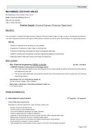 Chemical Engineer Job Description Gorgeous Chemical Engineer Job Description Custom Statistics Chemical