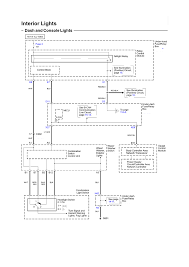 repair guides wiring diagrams wiring diagrams 93 of 103 dash and console lights electrical schematic acura accessory 2006