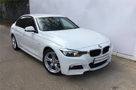 bmw 2014 3 series white. Fine 2014 Used 2014 BMW 3 SERIES In White  Photo 1 Cooper Colchester    With Bmw Series I