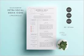 Appealing Creative Resume Template Free 281036 Resume Ideas