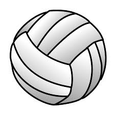 Image result for volleyball with net clip art image