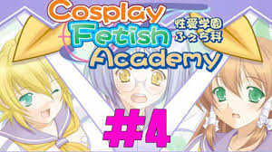 Play cosplay fetish academy for free