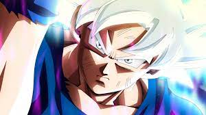 Ultra Hd Mastered Ultra Instinct Goku ...