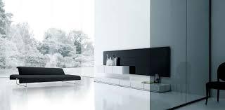 modern black white minimalist furniture interior. Black And White Minimalist Living Room Modern Furniture Interior O