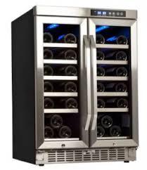 edgestar CWR361FD wine fridge