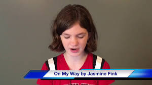 On My Way - song/poem by Jasmine Fink - YouTube