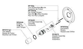 delta shower faucet diagrams