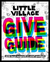 Little Village Magazine Issue 274 Nov 6 Dec 3 2019 By