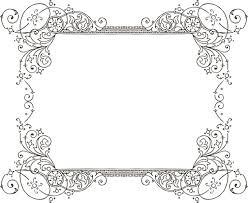 antique frame border. More Free Clipart - Vintage Frames Borders \u0026 Ornaments ClipArt Best Antique Frame Border E