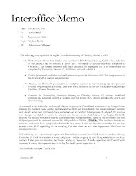 Inter Office Memo Format Best Photos Of Writing An Interoffice Memo How To Write A