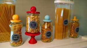 Decorative Jars Ideas Create Decorative Pasta Jars DIY Home Guidecentral YouTube 83