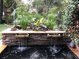 diy pond filter inspirational contemporary above ground koi pond water garden with bog waterfall of