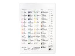 Create Your Style With Swarovski Color Chart