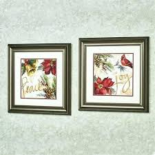 framed wall art sets uk