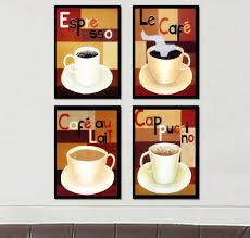 Coffee Decor For Kitchen Online Get Cheap Coffee Wall Art Aliexpresscom Alibaba Group