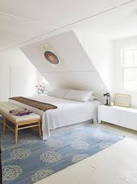 decorating ideas for room with sloped ceilings h wall decal slanted ceiling bedroom ideas