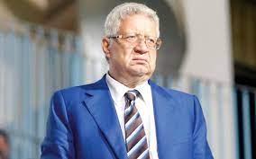 مرتضى منصور يأمر أمن النادي بمنع خروج لاعبي الزمالك