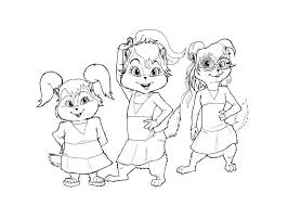 alvin and the chipmunks coloring page coloring pages and the chipmunks coloring pages and the alvin
