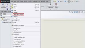 Format Template Which Is Which Drawing Template Vs Sheet Format In Solidworks
