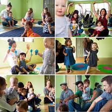 Each week in music together classrooms around the world, babies, toddlers, preschoolers, big kids—and the grownups who love them!—gather to make music as a community. Music Classes Play Los Angeles