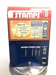 Old Stamp Vending Machine Best Postage Stamp Vending Machines Banks Registers Vending