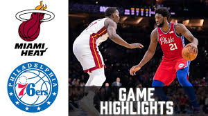Heat vs 76ers HIGHLIGHTS Full Game ...