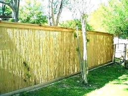 temporary yard fence. Temporary Backyard Fence Easy As Fenced In Landscaping Privacy Cheap Fencing Best Simple . Yard
