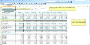 Monthly Business Expense Template And Tax Expenses Excel