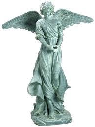 outdoor garden statues angel garden statue reflective classic style tall praying angel outdoor garden statue yard